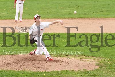 Slippery Rock's Ian Balquist (starting pitcher #4)