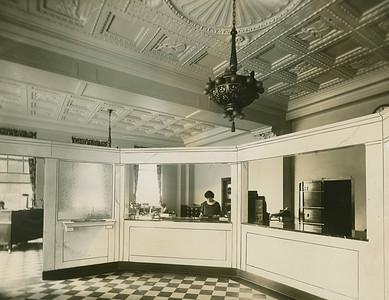 Eagle File Photo. Butler Eagle Front Office. November 3, 1968.