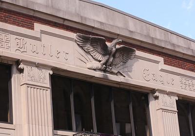 Diamond Street Butler Eagle Building. Seb Foltz/Butler Eagle Aug. 2020