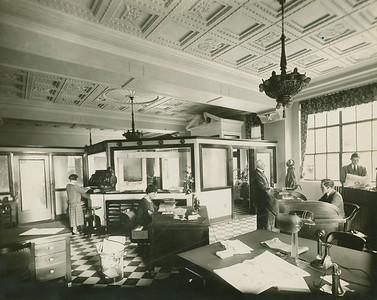 Eagle File Photo. Butler Eagle Front Counter. November 3, 1968.