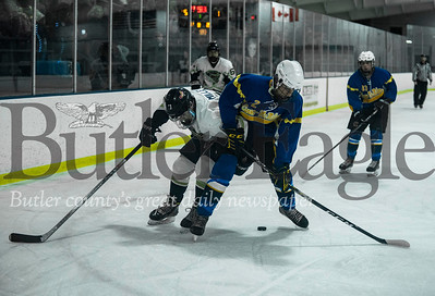 Canon-McMillan vs Butler Hockey