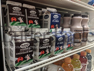 As congress considers a recently introduced bill to allow whole milk in schools, area business and educators say the move would encourage students to drink more milk, often a main source of calcium and other nutrients. photo by Caleb Harshberger