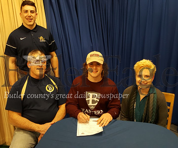 Connor Bachman signs with Eastern