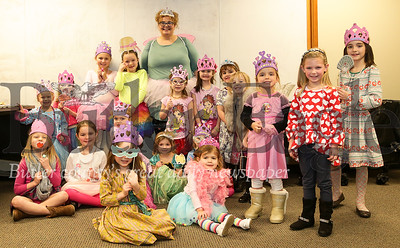 28690 - Fancy Nancy Tea Party