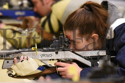 16454 Butler High School Rifle team