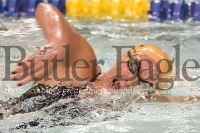 36509 Butler Vs Mars swim meet at Butler High School