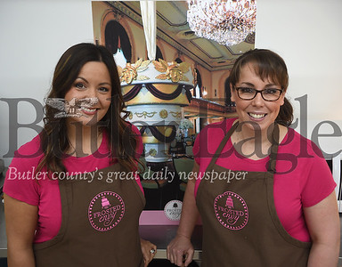 """78803 Les Polinko and Cathy Bernheimer are teaming up to appear on Food Network show """"Winner Cake All"""" on Jan. 21"""