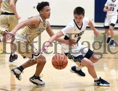 29492 Knoch vs Freeport Boys basketball game at Knoch High school