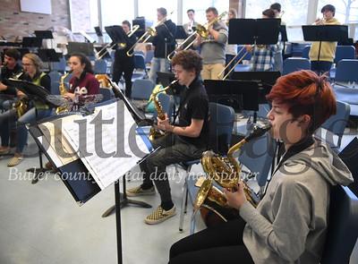 74925  Butler High School Jazz Ensemble