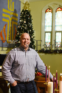 Harold Aughton/Butler Eagle: Calvin Presbyterian Church in Zelineople new pastor the Rev. A. David Paul