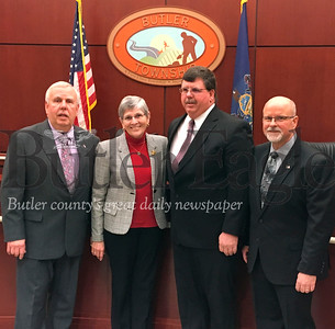 commissioner's reorganization meeting
