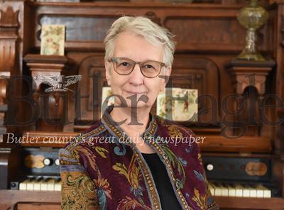 Harold Aughton/Butler Eagle: Executive Director of the Butler Historical Society, Jennifer Ford.