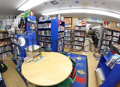 Prospect Library. Seb Foltz/Butler Eagle