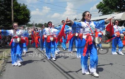 Zelienople Parade