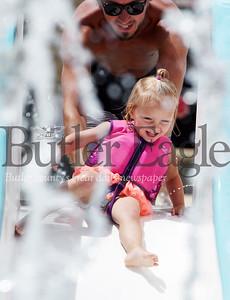 Harold Aughton/Butler Eagle: Alameda pool