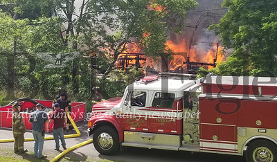 fire with truck  2