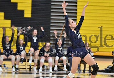 23942 Knoch vs Kiski WPIAL Class 3A Girls Volleyball quarterfinals at North Allegheny high school
