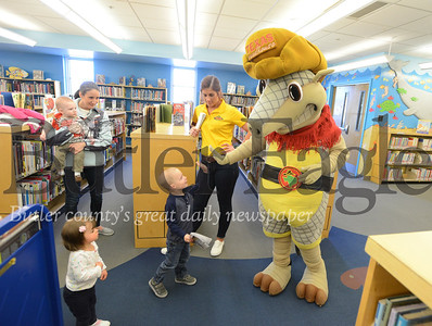 44660 Toddler Story time at the Butler area public library