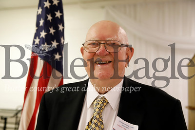 Bob Hilberry, voting hall of fame recipient. Seb Foltz/Butler Eagle