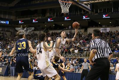 Butler vs Mount Lebanon WPIAL Boys Basketball Finals