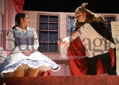 12904  Mars High School  musical Beauty and the Beast