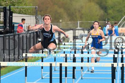 Seneca's Lauren Chappell 100 meter hurdles