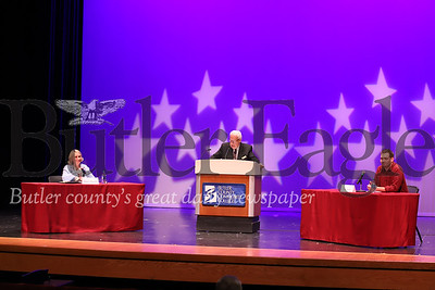 House candidate debate. Seb/Butler Eagle