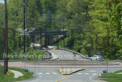 Photo by J.W. Johnson Jr.A two-year project to replace this bridge over Interstate 79 above North Boundary Road in Cranberry Township will begin this summer.