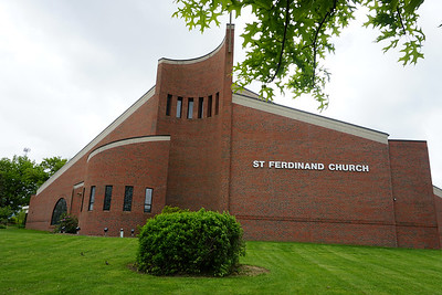 Photo by J.W. Johnson Jr.The St. Ferdinand Parish campus in Cranberry Township is pictured Monday.