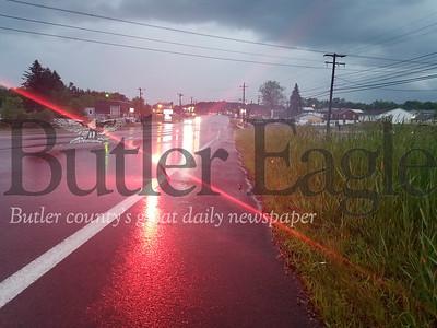 Route 8 near Hunter truck sales