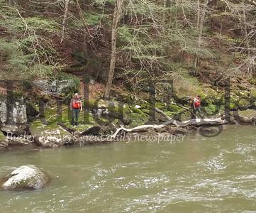 search and rescue SR creek