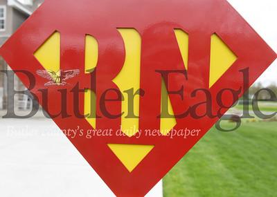 Harold Aughton/Butler Eagle