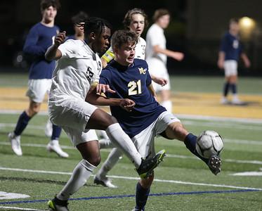Mars vs Franklin Regional AAA WPIAL Boys Soccer Championship