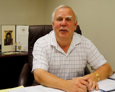 Dave Zarnick, Butler Township Commisioner. Seb Foltz/Butler Eagle 11/6/20