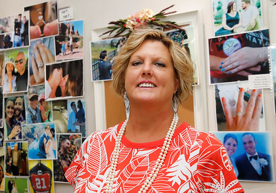 Shelley Mathew of Mathew Jewelers. Seb Foltz/Butler Eagle