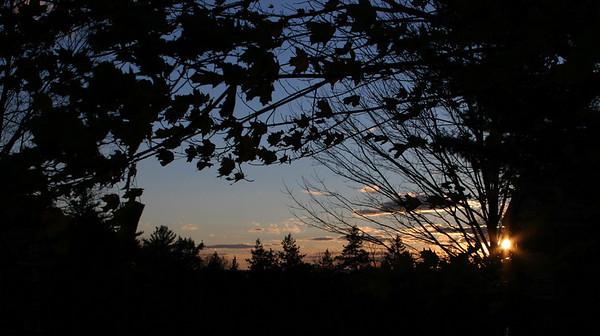11/9/04 Overlook from the Clark Memorial