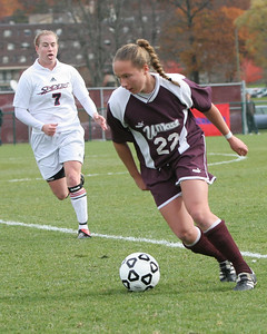 November 4th 2004.  Umass Women's Soccer last game of the year.  If I have to tell you why this photo is funny you are not looking hard enough.