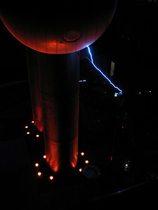It doesnt matter how old I get, this Van DeGraf generator at the Museum of Science NEVER gets old