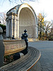 """Naumburg Bandshell, Central Park"" - Daily Photo - 12/14/12<br /> <br /> I was waiting for the ""warriors"" to come out to play ... what a cheesy movie that was!<br /> <br /> Thanks for all of your comments the last couple of weeks, much appreciated."