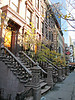 """The Stoop"" - Daily Photo - 12/15/12<br /> <br /> All of the comments on my Central Park pictures were much appreciated."