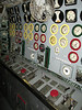 """""""Dials"""" - Daily Photo - 05/15/13<br /> <br /> Color coded measurement dials for the electric generators and engines.  Just not sure what the color coding means, I assume it is risk based.  Anyway, thought the display was interesting so I took the shot.  Hope you enjoy!"""