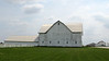 """On the road to Shabbona - White Barn"" - Daily Photo - 08/02/13"