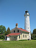 """Cana Island Lighthouse"" - Daily Photo - 12/26/13<br /> <br /> Door County"