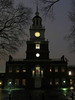 """Independence Hall at Dusk"" - Daily Photo - 02/19/13"