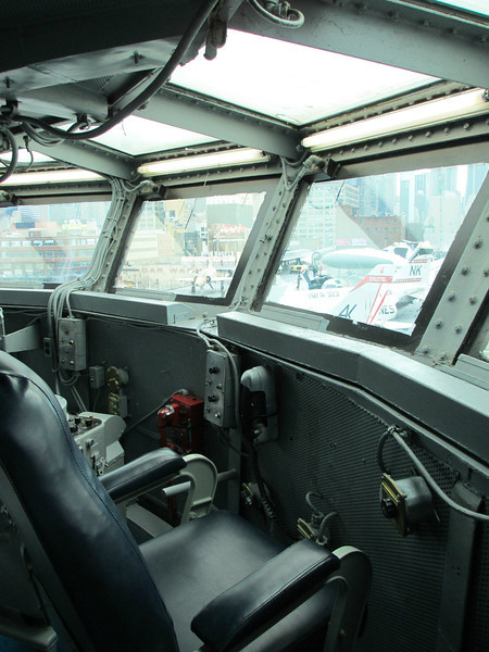 """""""Looking out on the flight deck of the USS Intrepid"""" - Daily Photo - 06/04/13<br /> <br /> Thanks for all of the great comments!"""