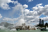 """Buckingham Fountain looking South"" - Daily Photo - 08/12/13"