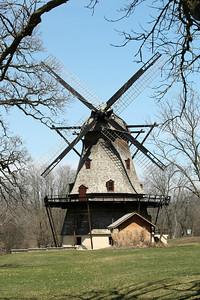 """Fabyan Windmill, Batavia, Illinois"" - Daily Photo - 07/16/13   http://kaneforest.com/historicSites/fabyanWindmill.aspx"