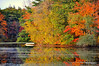 """""""No spring nor summer beauty hath such grace <br /> As I have seen in one autumnal face."""" ~John Donne<br /> 10/14/09"""