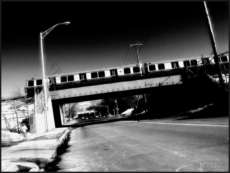 2/25/2011<br /> On a downtown train
