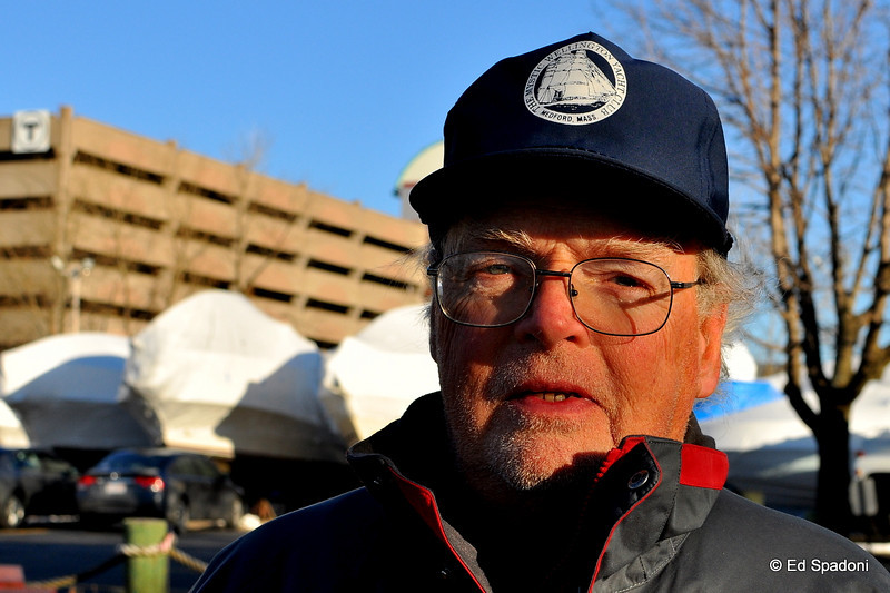 """""""Jack""""<br /> 2/9/2010<br /> Retiree, yachtsman and photo enthusiast"""